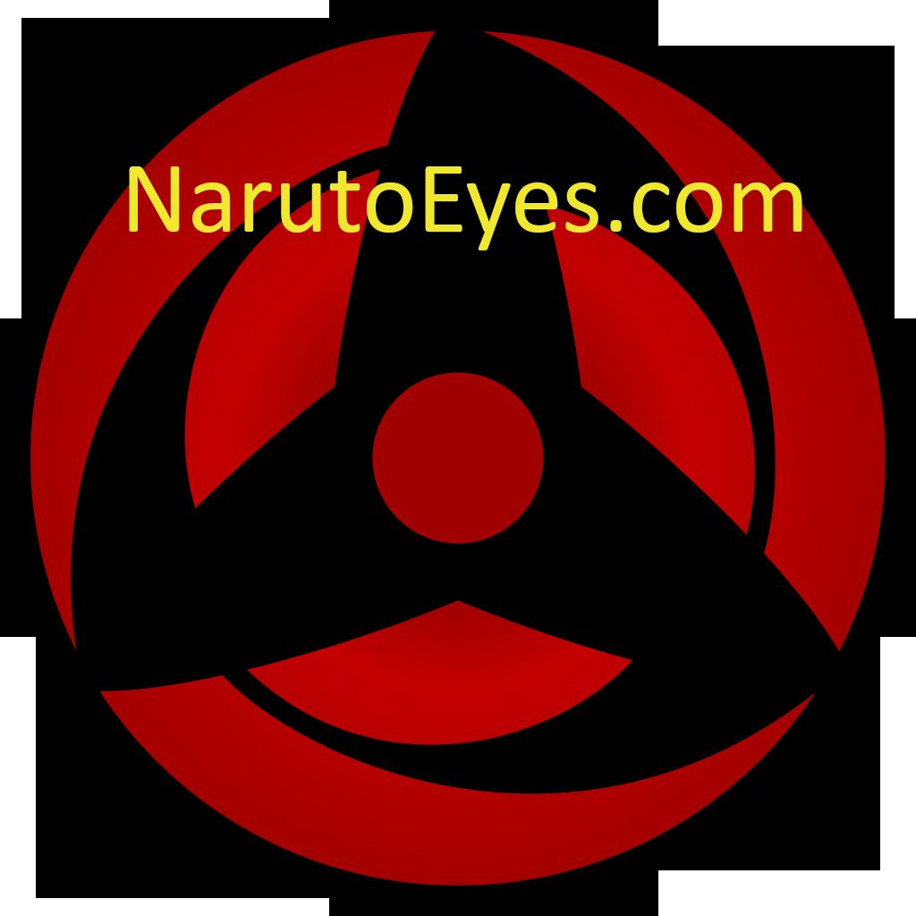 Kakashi Mangekyou Sharingan Contacts | Naruto Eyes