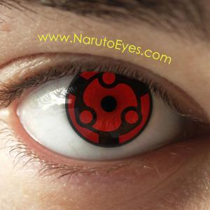 Madara Eternal Mangekyou Sharingan Contacts Naruto Eyes