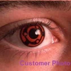 Sharingan Contacts Naruto Eyes