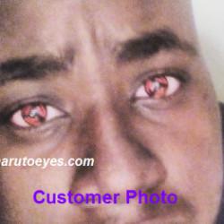 Sharingan Contacts | Naruto Eyes